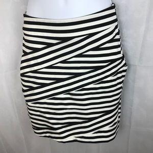 Express womens 0 bodycon skirt